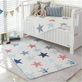 Prielle Baby Crowling Mat - Space Blue