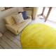 Желтый ковёр в интерьере фото